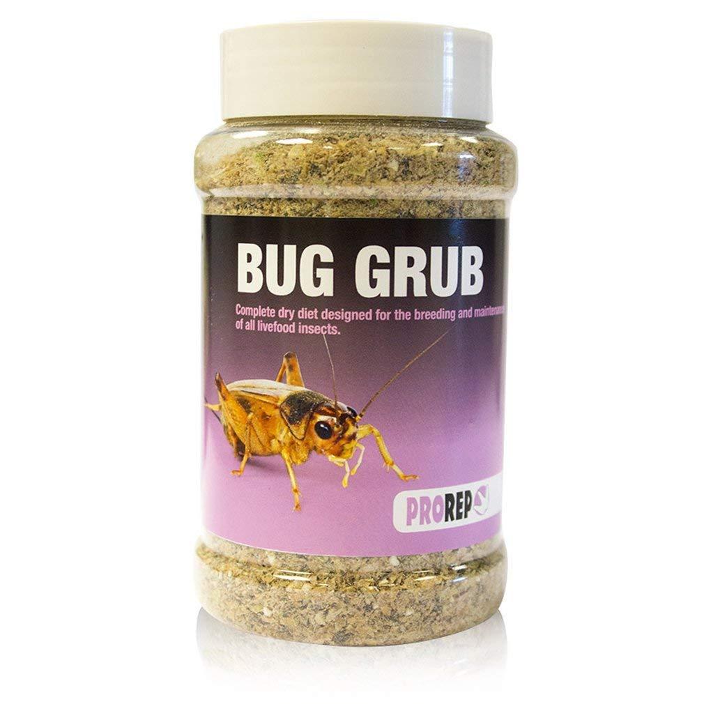 (3 Pack) Prorep - Bug Grub Jar Pack 300g TRTAZ11A