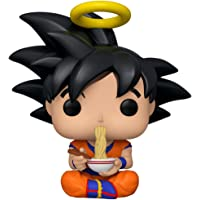 Funko Pop!: Dragonball-Z - Goku Eating Noodles, Amazon Exclusive