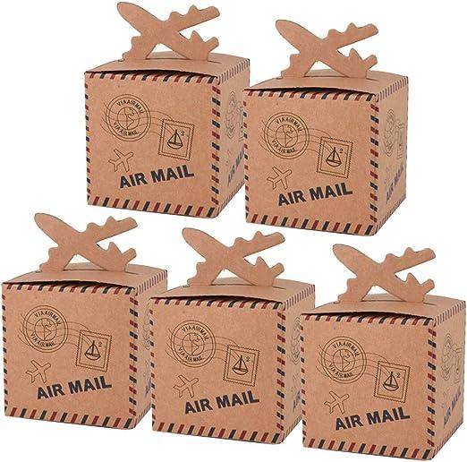 Caja de dulces de regalo, 50 piezas, mini caja de dulces, pequeña ...