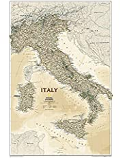 Italy Executive: Wall Maps Countries & Regions