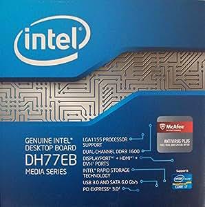 Amazon.com: Intel Desktop placa base LGA1155, DDR3 1600 ...