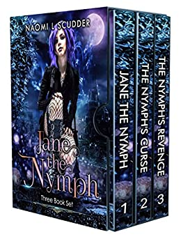 Jane The Nymph: The Boxed Set (The Circle Series Book 2) by [Scudder, Naomi L]