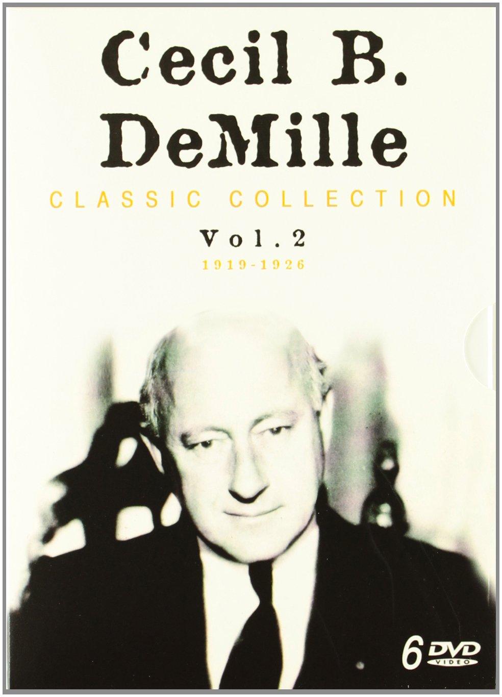 Pack Cecil B. Demille Vol. 2 [DVD]