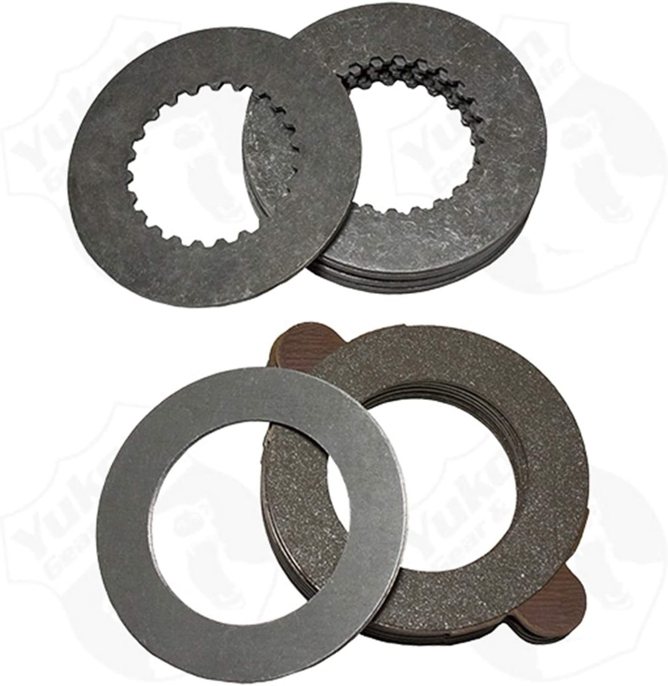 TracLoc Clutch Set for Dana 28//36 ICA//AMC Model35//Chrysler 8.25 Differential YPKC8.25-PC-T//L Yukon Gear /& Axle