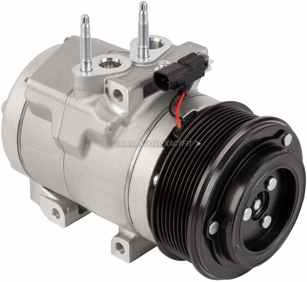BC3Z19867D F-250 Super Duty F-350 New A//C Compressor and Component Kit 1051652