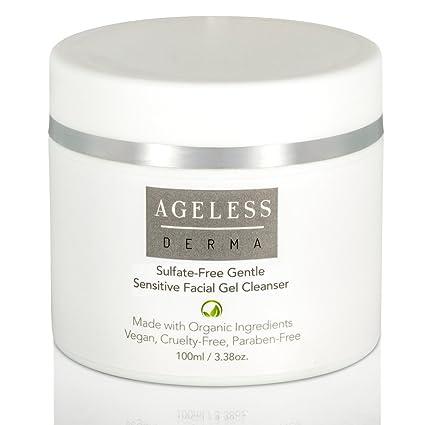 Ageless Derma Exfoliante Facial Cleanser formulado por Dr. mostamand en Estados Unidos. Un Té
