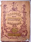 img - for Harpers New Monthly Magazine, December, 1891 (Mark Twain) book / textbook / text book