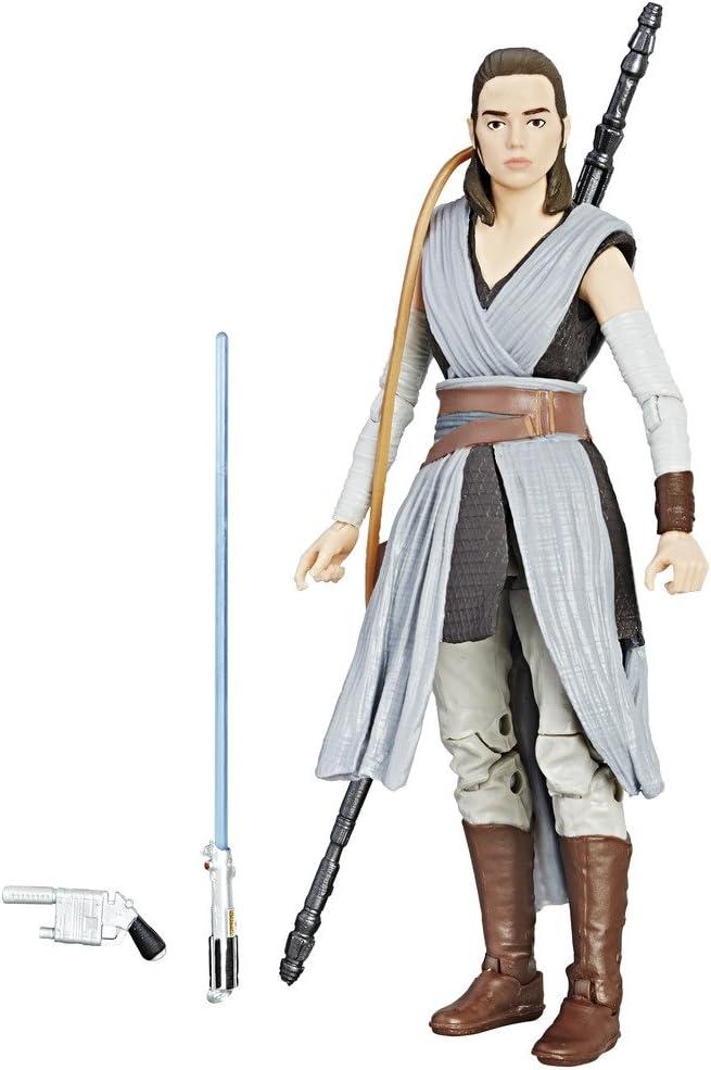 "Star Wars Episode 8: The Last Jedi Rey - 3.75/"" Action Figure Jedi Training"