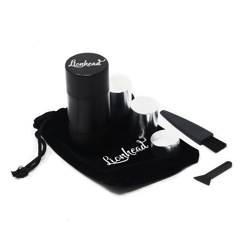 Brush Tool Black Aluminum Press Shove Tool Lionhead 2.5 Press