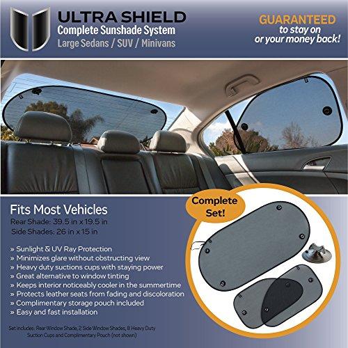 Side Window Sunshades 2pcs Shade product image