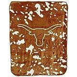 College Covers Texas Longhorns Throw Blanket/Bedspread