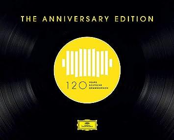 120 years of deutsche grammophon the anniversary Édition: yuri