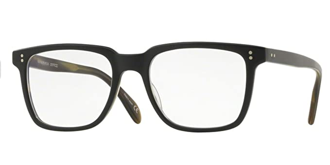 be31ce3e646 Image Unavailable. Image not available for. Color  New Oliver Peoples OV  5031 NDG-1 1282 MATTE BLACK OLIVE Eyeglasses