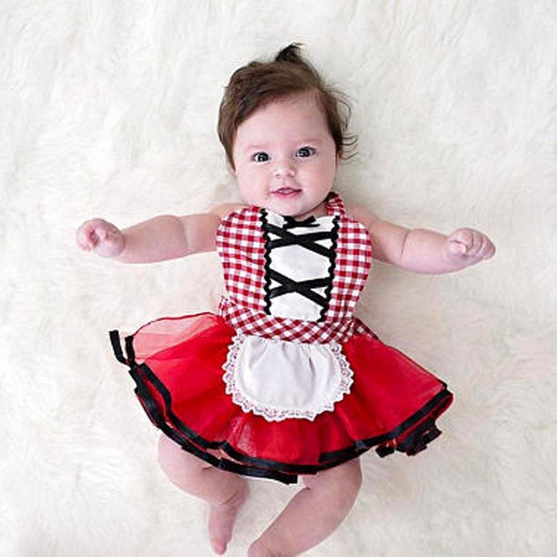 Ropa Niña, K-youth® Traje del Vestido Niña Ropa Bebe Recien Nacido ...