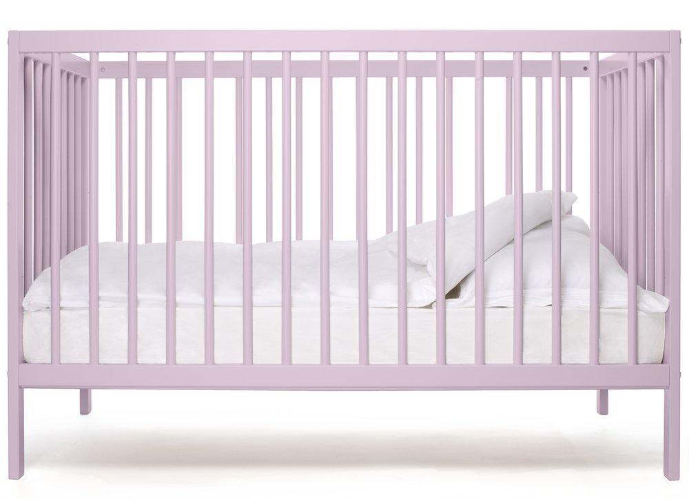 08c1ee0fe2b296 Babybett-kinderbett- Kombi-Kinderbett -moKee-ivory plum -mit Matratze - Ökologisch  Amazon.de  Baby