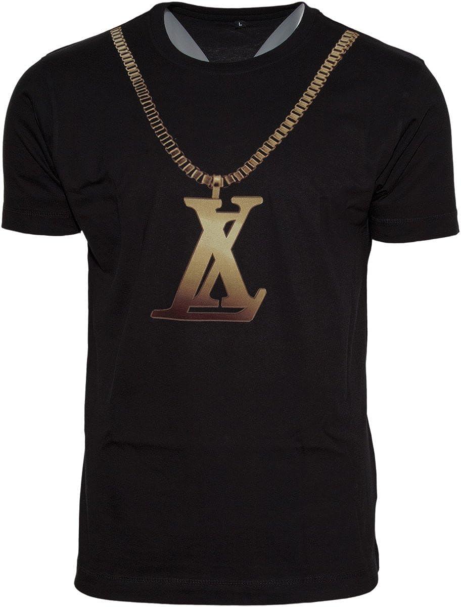 187 Strassenbande LX Chaine T Shirt Schwarz