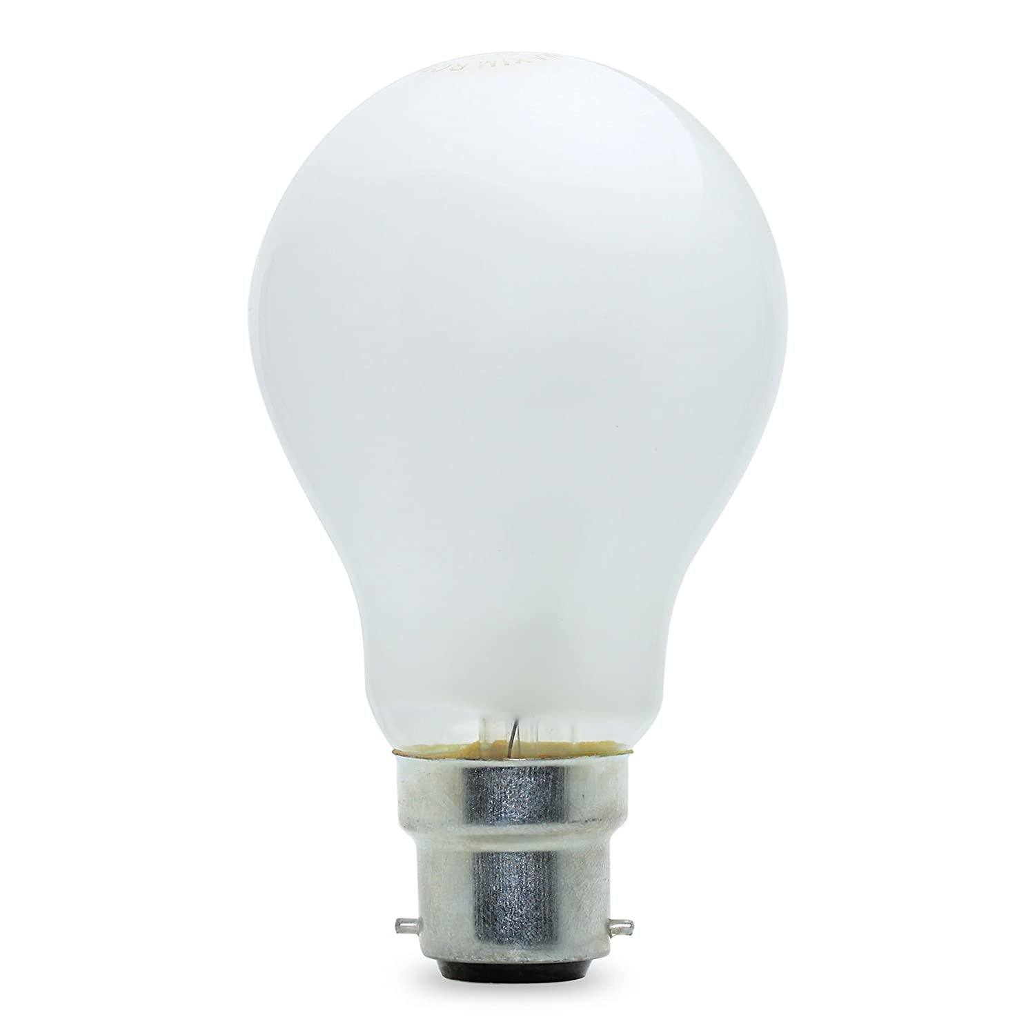 PACK OF 10 X 60 WATT LIGHT BULBS.STANDARD BAYONET FITTING NEW:  Amazon.co.uk: Lighting Design Inspirations