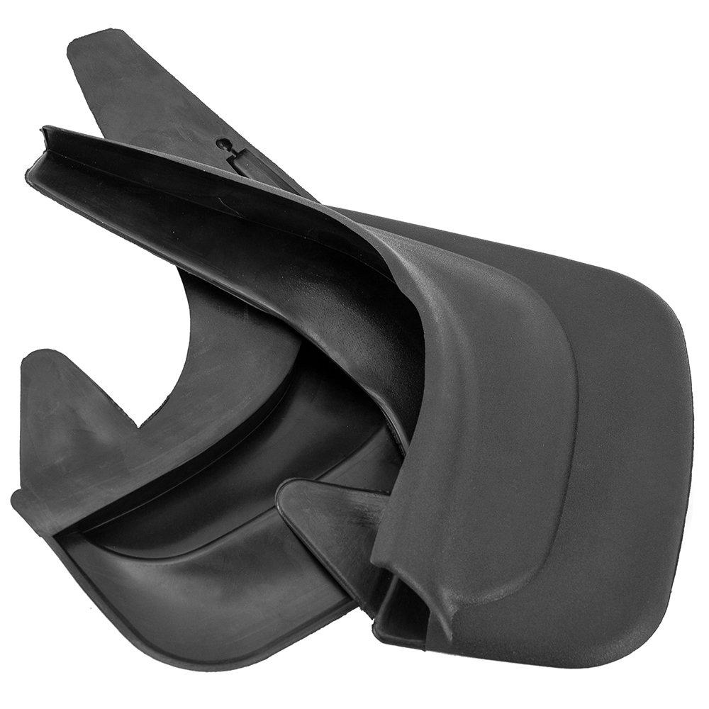 Gummi-Spritzschutz vorne Schutz hinten 4/St/ück Universal-Auto-Schmutzf/änger