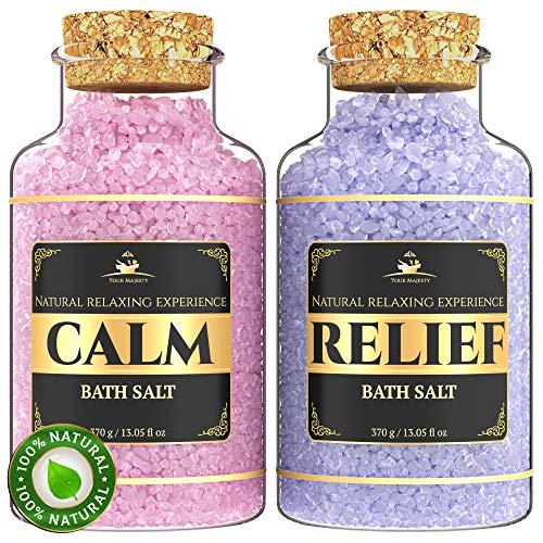 SPA Bath Salts Lavender