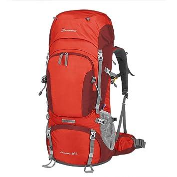 e3c9661539 ... MOUNTAINTOP 60/65L Zaino Trekking Impermeabile Escursionismo ·  Recensione zaino da montagna ...