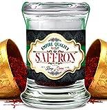 Redsaff Afghan Saffron Threads (250 plus grade A) Empire Quality, Organically Grown, Non GMO, Vegan Saffron (.35 once, 10 grams)