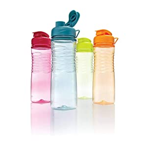 Rubbermaid Hydration Chug Bottle Set of 4