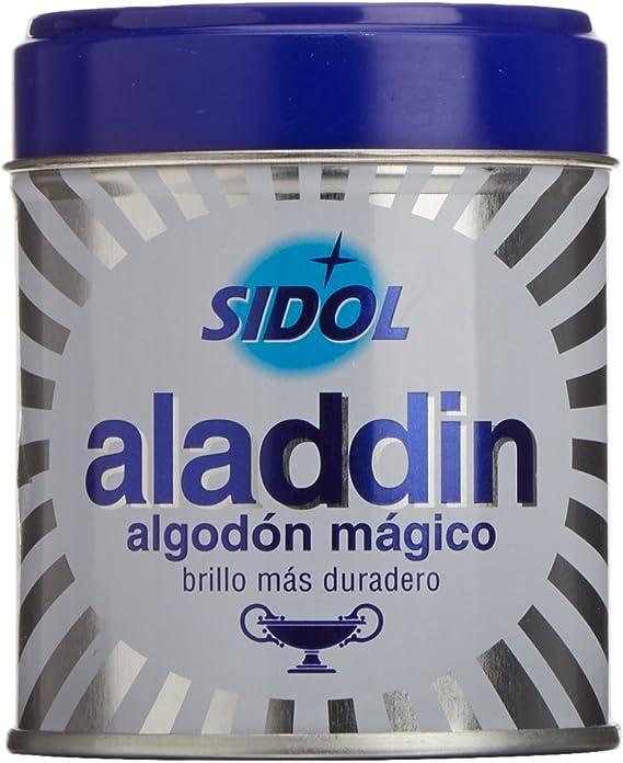 Aladdin - Algodón Limpia Metales, 75 g: Amazon.es: Salud y cuidado ...