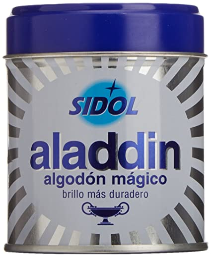 Aladdin - Algodón Limpia Metales - [pack de 1]