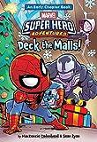 Best Teen Chapter Books - Marvel Super Hero Adventures Deck the Malls!: An Review