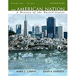 VangoNotes for The American Nation, 13/e, Volume 1 Audiobook