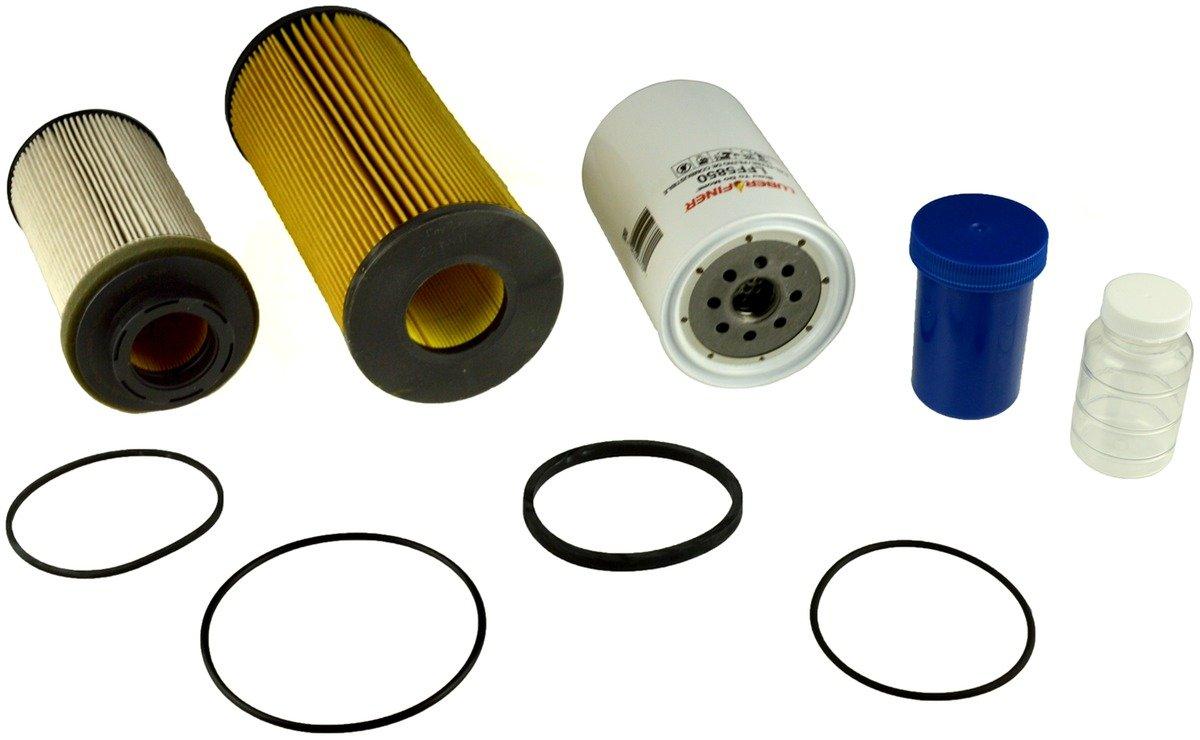 Luber-finer LK324DF Heavy Duty Oil Filter