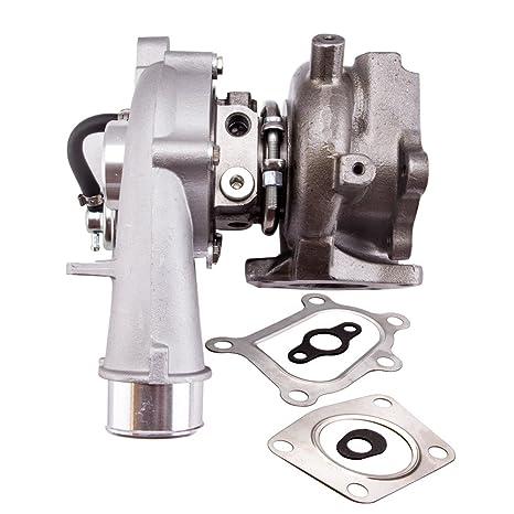 maXpeedingrods Turbo Turbocharger Turbocompresor de Motor 2.3L MZRDISI L3M713700C