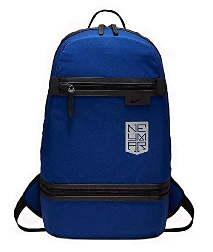 0cb71d9e00 Image Unavailable. Image not available for. Color  Nike Neymar Premium  Soccer Backpack Royal Blue ...