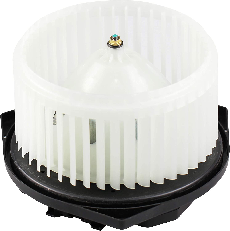 BOXI Heater Blower Motor W/Fan Cage For Infiniti EX35 FX35 FX50 G35 G37 M45 Q45 QX50 QX70 / Nissan 350Z 370Z Altima Maxima Murano Pathfinder Quest 27200JA000 27225-AM611