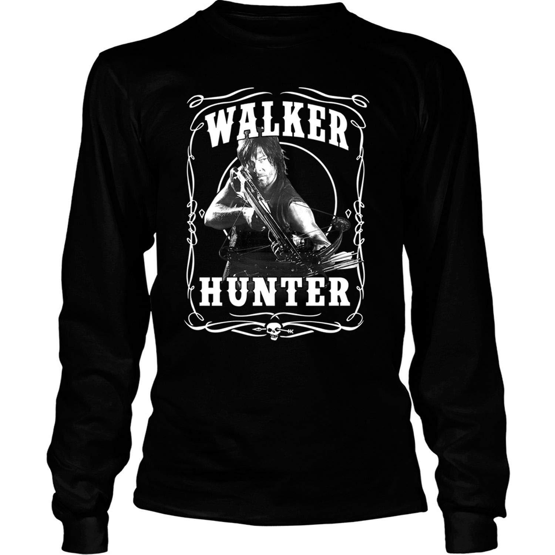 Daryl Dixon T Shirt The Walking Dead Hunter T Shirt Tees 3792