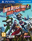 Earth Defense Force 2: Invaders from Planet Space (PlayStation Vita)