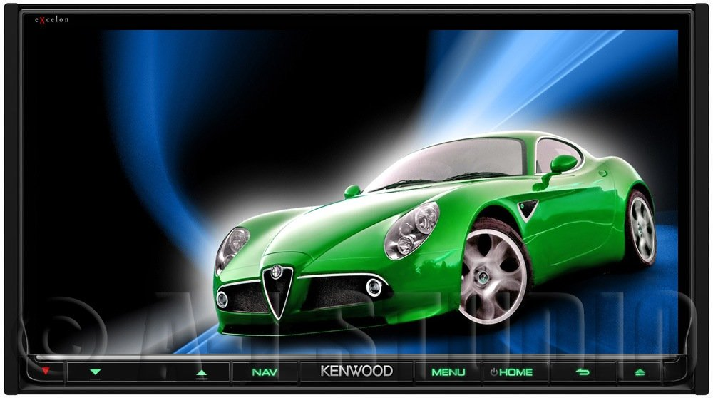 KENWOOD DNN991HD Multimedia Receiver Treiber