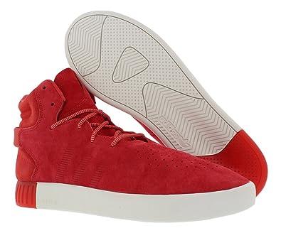 adidas Scarpe da Uomo Tubular Invader, Rosso (Red), 44 EU