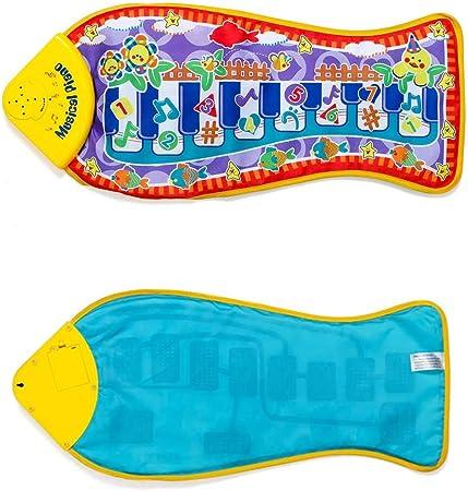 Piano Carpet (Forma De Los Pescados), Niños Touch Alfombra De ...