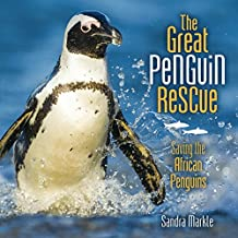 The Great Penguin Rescue: Saving the African Penguins (Nonfiction — Grades 4-8)