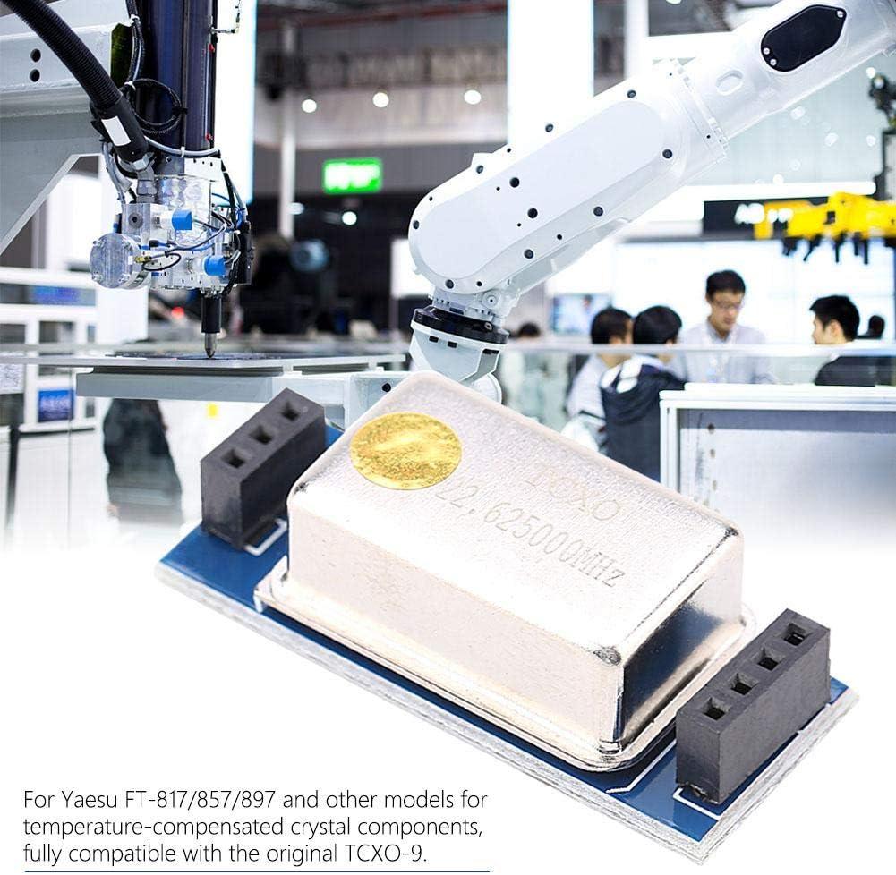 High Stability Temperature-Compensated Crystal Module Oscillator Use for Yaesu FT-817//857//897 TCXO