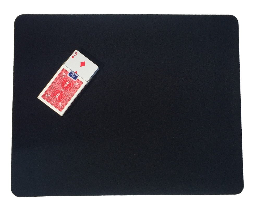Magic Made Easier London Magic Works Jumbo 16 by 20 Professional Black Magic Close Up Pad
