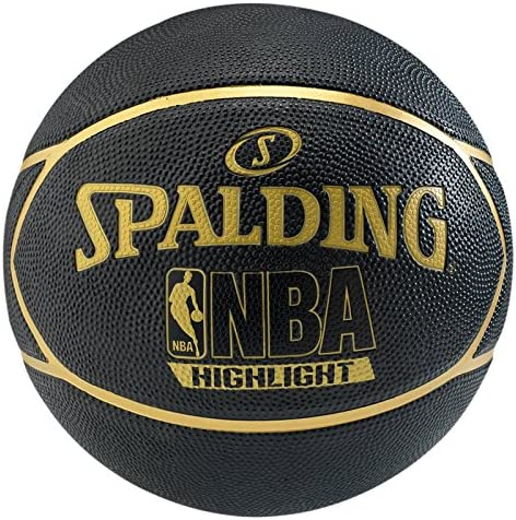 Spalding NBA Highlight Outdoor SZ.7 (83-194Z) balón de Baloncesto ...
