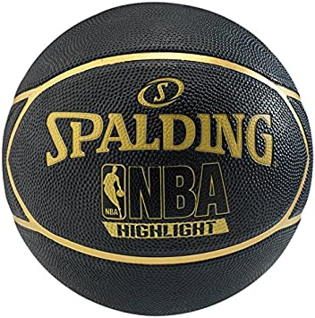 Spalding NBA Highlight Outdoor SZ.7 (83-194Z) balón de Baloncesto ...