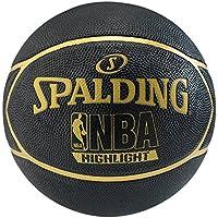 Spalding NBA Highlight Basketball-Ballon Mixte