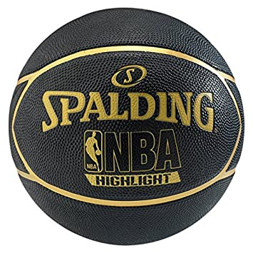 Spalding NBA Highlight - Bolsa con trípode para Palos de Golf