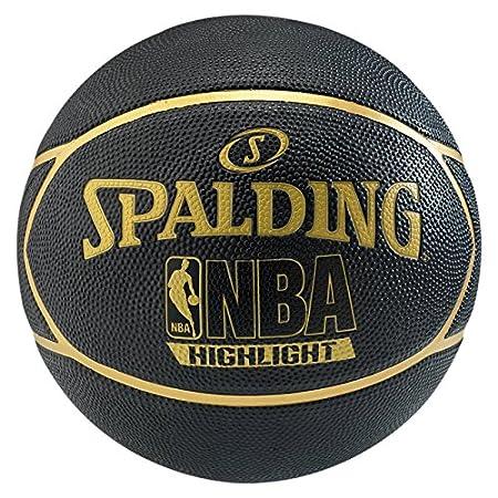 Spalding NBA Highlight - Bolsa con trípode para Palos de Golf