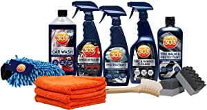 303 30810 Automotive Cleaning and Appearance kit, 12 Pack