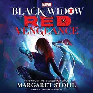 Marvel's Black Widow: Red Vengeance Audiobook