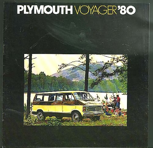 (1980 Plymouth Voyager sales brochure)